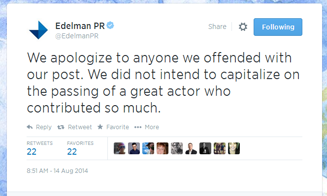 Why Global PR Firm Edelman Received Backlash for Recent Blog Post ...