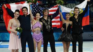 Ice Dancing Sochi Olypmics